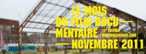 Documentaires en salles et festivals (novembre 2011 – 1/2)