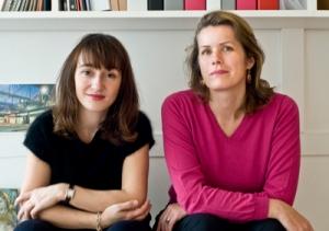 Cécile Cros et Laurence Bagot
