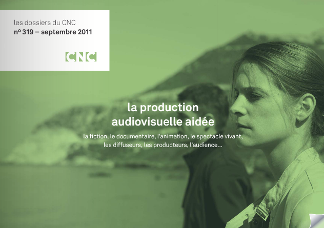 Bilan de la production audiovisuelle aidée par le CNC