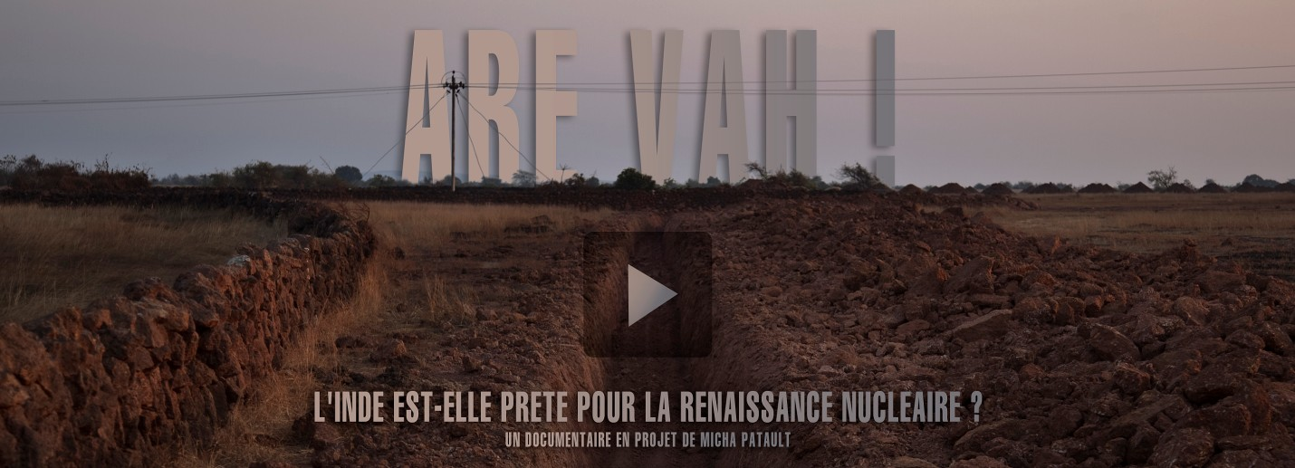 Are Vah ! : Journal de bord d'un webdoc #1