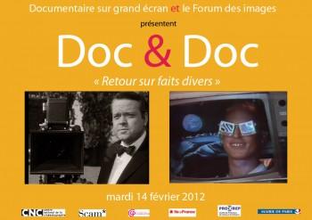 Doc & Doc : « Retour sur faits divers »