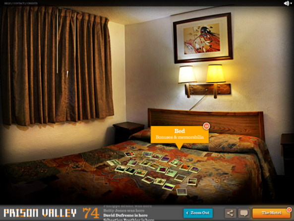prison valley_Motel