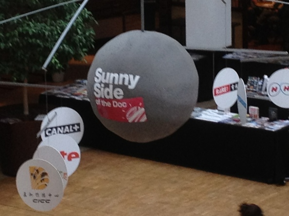 ballon sunny side 2012