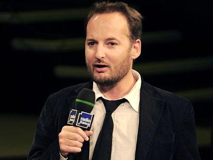 Joël Ronez, avec une cravate.