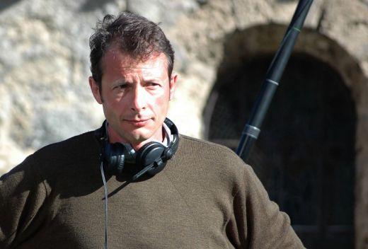 Jean-Xavier de Lestrade, en tournage.