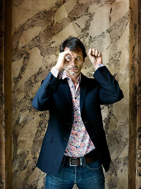 Jean-Xavier de Lestrade - © Remy Artiges pour Télérama