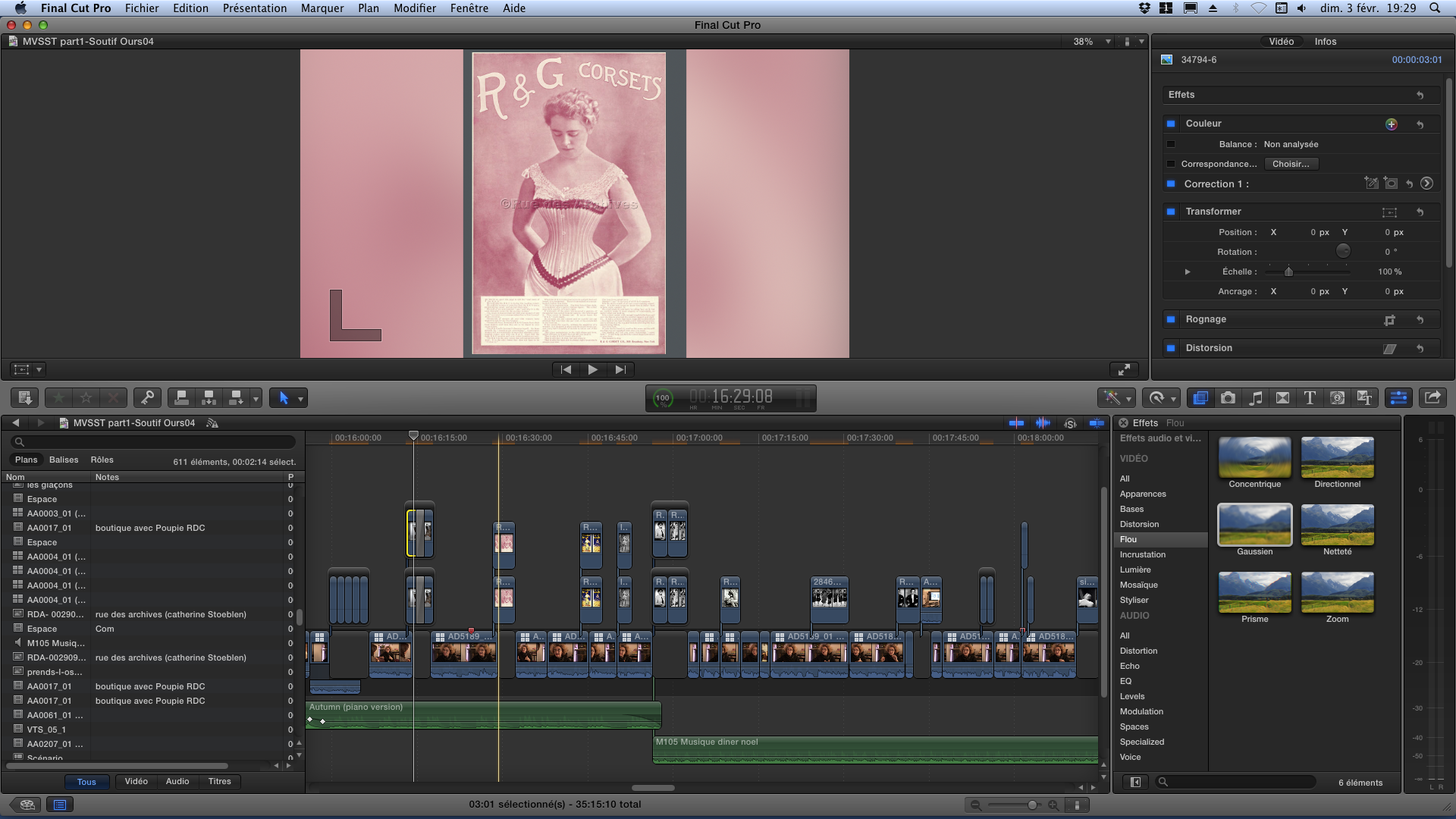 Questions de montage #4 : Quid de « Final Cut Pro X » ?