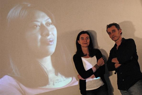 Alma, Isabelle Faugère et Miquel Dewever-Plana.