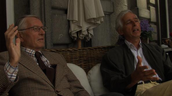 Jacques Brassine et le comte d'Aspremont