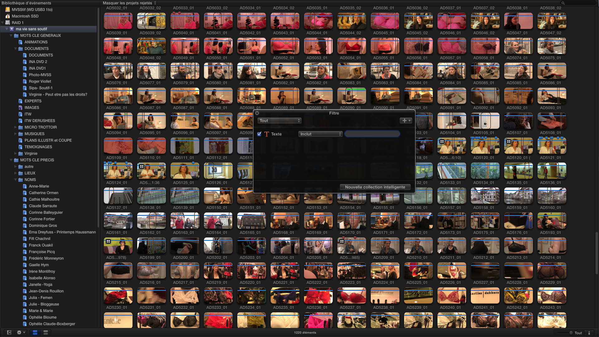 how to make a montage on final cut pro
