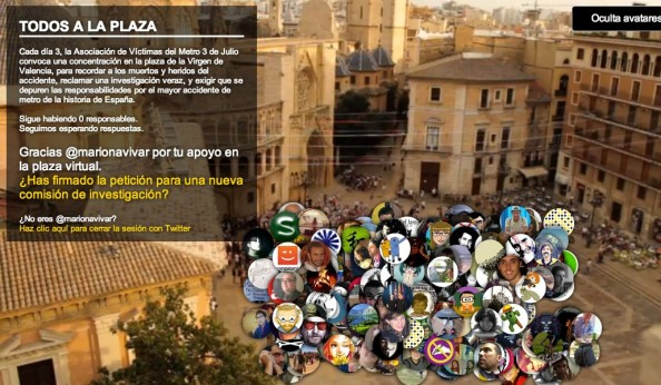 plaza virtual o responsables