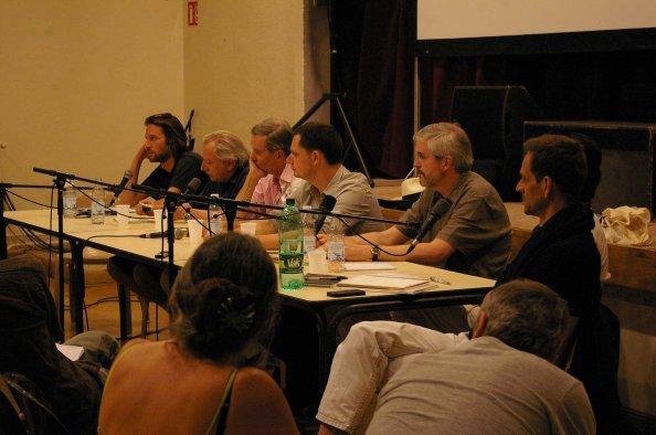 Séminaire Nécessité de la critique ? - © Mary Tarantola, 2012