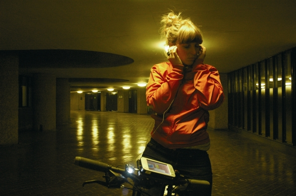 Rider Spoke.