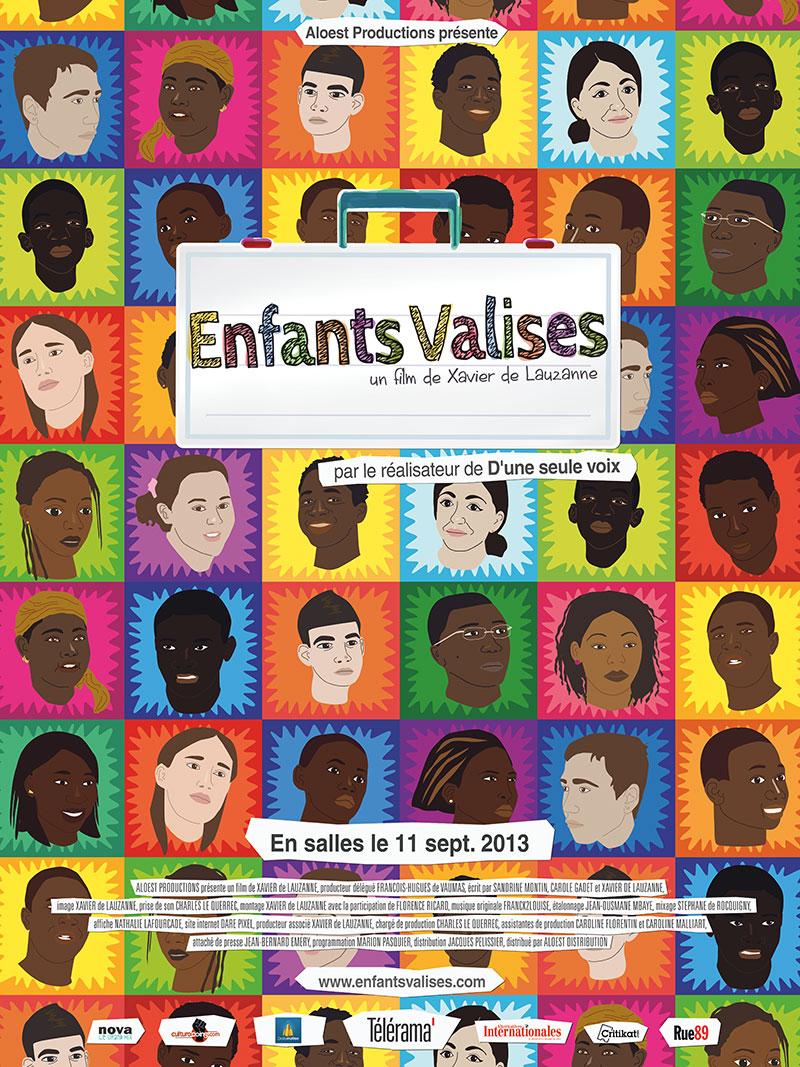 « Enfants valises » : entretien avec Xavier de Lauzanne