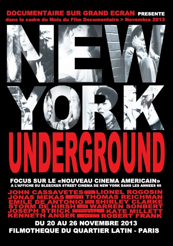 NY underground