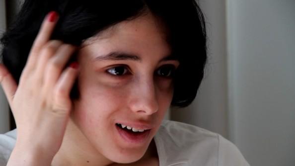 Aliaa, la révolutionnaire nue.