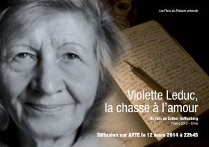 Vues du FIPA 2014: « Violette Leduc, la chasse à l'amour »