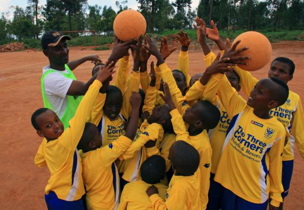 rwanda foot equipe