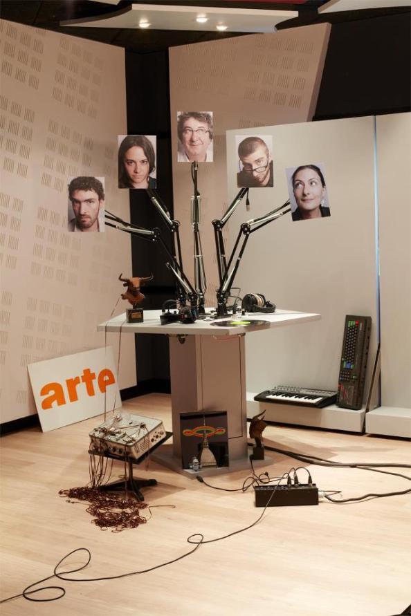 arte radio orga