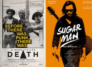 « A band called Death » vs « Sugar Man » – analyse