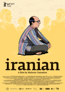 « Iranien » – Rencontre avec Mehran Tamadon