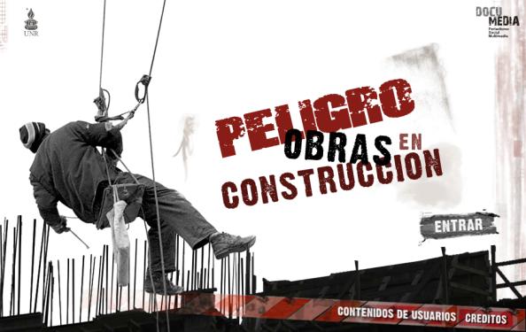 Peligro : obras en construccion (UNR)