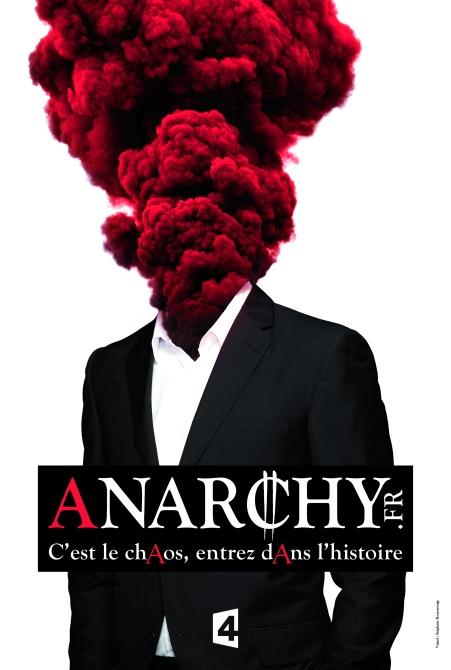 Affiche Anarchy new 2