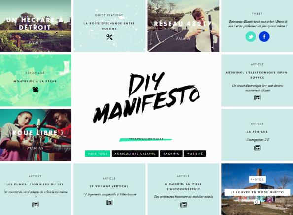 DIY manifesto